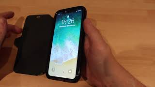 Tech21 Evo Wallet Case for Apple iPhone X Review