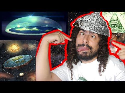 Terra Plana e o Filtro pra Teorias da Conspiração (#Pirula 130)