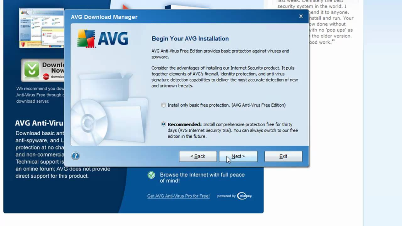 avg antivirus free 2015 cnet
