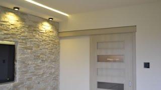 TV muur decoratieve stenen -  Szafarek