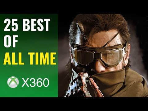 Top 25 Best Xbox 360 Games of All Time HD