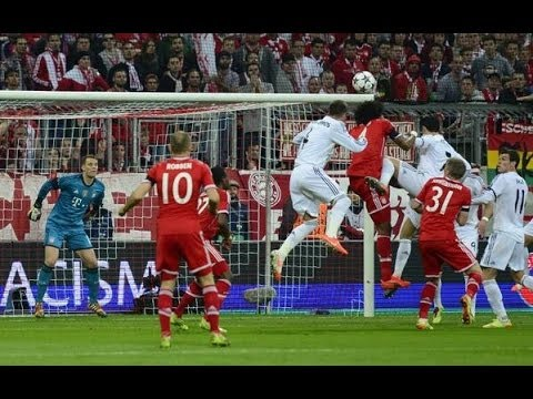 Bayern Munich vs Real Madrid (0-4) | All goals and highlights [29/04/2014] | Champions League | HD