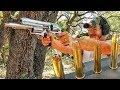 Гигантский револьвер больше чем 500 S Amp W Magnum Разрушительное ранчо Перевод Zёбры mp3