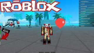 ROBLOX-CLOWN KILLING EVERYONE IN BOXING SIMULATOR 2