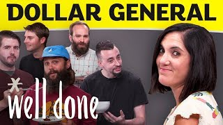 The Dollar General Challenge | Mom Vs. | Well Done