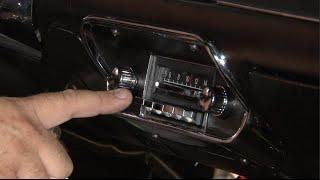 Mustang Custom Autosound Slidebar Radio 1967-1973 Installation