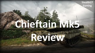 Armored Warfare - Chieftain Mk5 Review