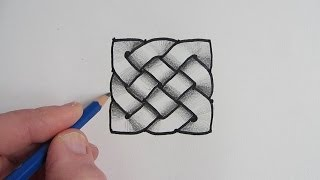 How to Draw a Celtic Knot: Step by Step(Now see How To Draw 4 More Celtic Knot Designs: http://youtu.be/CAbnWHvDC2I Subscribe here: http://www.youtube.co./user/circlelinemedia Here is a more ..., 2014-04-11T22:14:10.000Z)