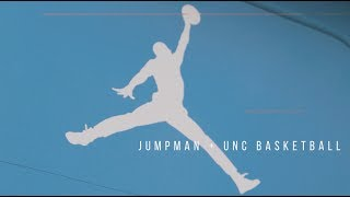 In The Pit: Jumpman + UNC Basketball
