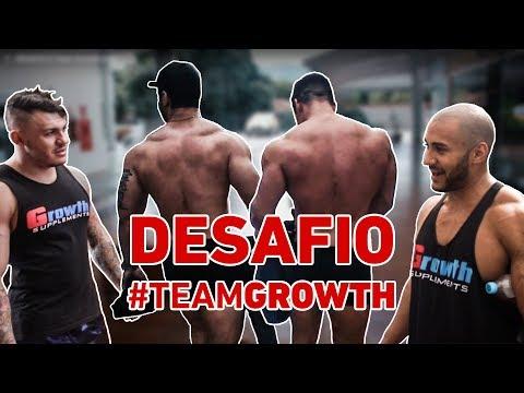 DESAFIO #TEAMGROWTH - LÉO ARAÚJO E TOGURO vs. REY E MIKE