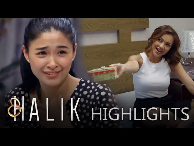 Halik: Jade is touched with Marissa's gift | EP 97