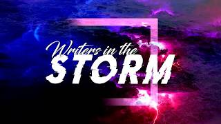 Writers In The Storm : Trapped In The Storm | Evident Church | Amber Baker