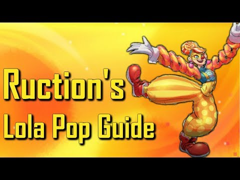 Nintendo ARMS: Lola Pop Guide + Tips and Tricks