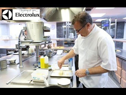 Michelin Star chef Nigel Haworth, talks about his relationship with Electrolux