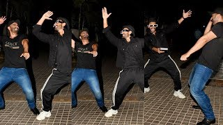 Watch Ranveer Singh & Arjun Kapoor CRAZY Dance At India's Most Wanted Screening