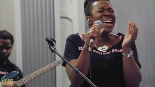 """India.Arie Performs """"Just Do You"""" Live On the Steve Harvey Morning Show"""