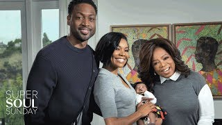 Oprah Meets Gabrielle Union and Dwyane Wade's Baby Daughter, Kaavia | SuperSoul Sunday | OWN