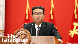 North Korean leader Kim Jong-un marks the 76th anniversary of ruling party