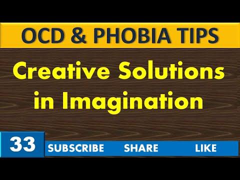 33 Contamination OCD Treatment in Hindi:  Creative Solutions in Imagination
