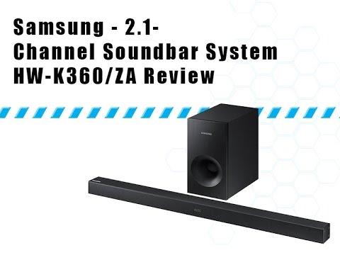 samsung hw k360 soundbar manual