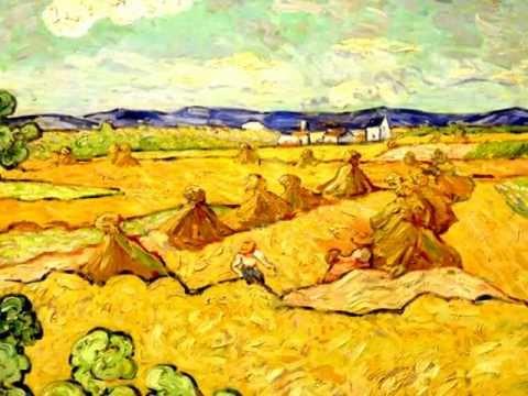 Шедевры мировой живописи. Картины Ван Гога.