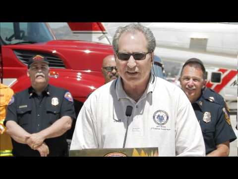 Wildfire Awareness Week 2012 - Riverside