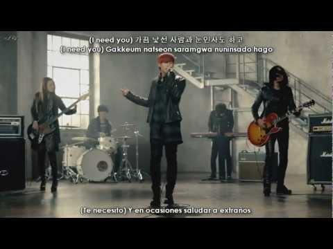 Kim Sung Kyu (김성규) - I Need You [Sub Español + Hangul + Rom] + MP3 Download