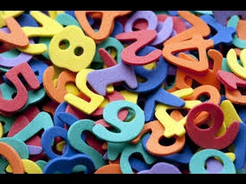 Counting & Numbers Overview | Free Online Preschool | Cullen's Abc's