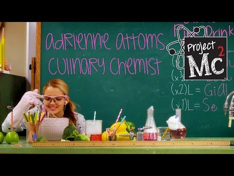 Project Mc²   Adrienne Attoms' Culinary Chemistry