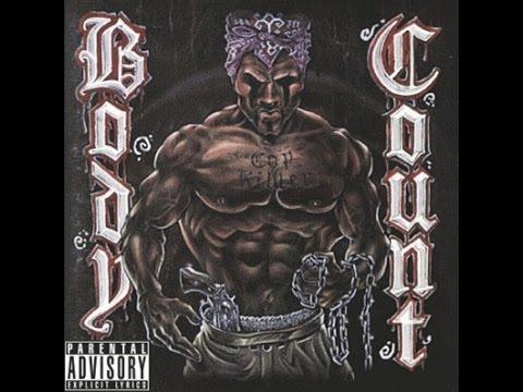BODY COUNT   1992 FULL ALBUM mit Cop Killer