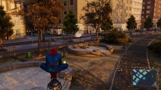 Spiderman PS4 Official Game Play