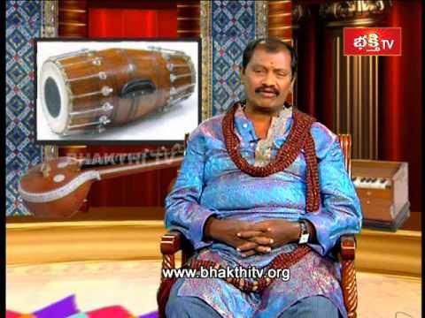 Vaddepalli Srinivas Folk Singer Special - Swararchana Part 1