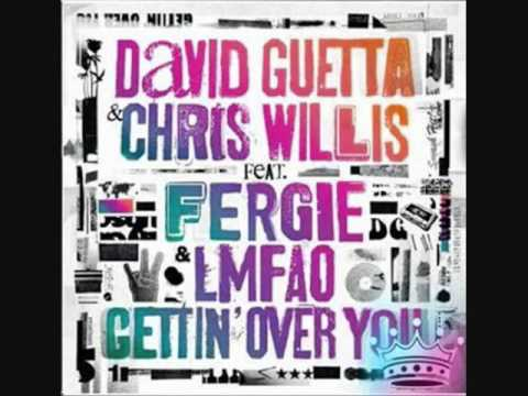 Gettin Over You lyrics (david guetta & chris willis feat. fergie & lmfao)