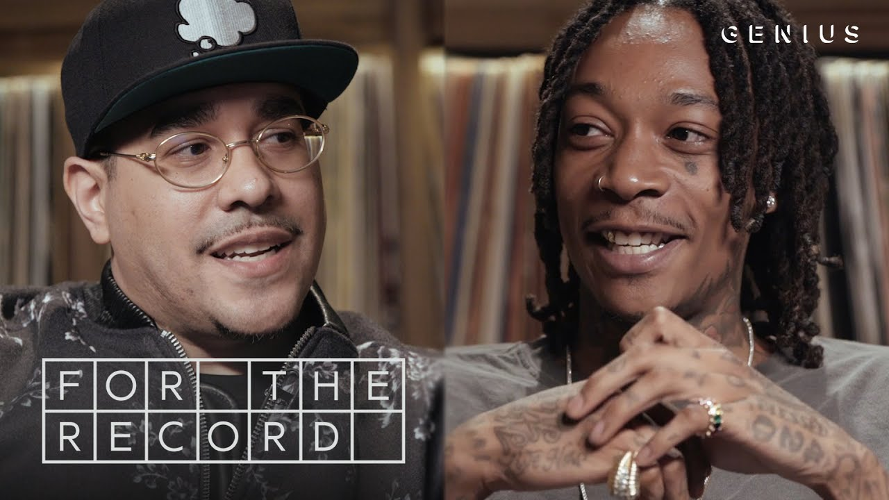 wizkhalifa Discusses 'Rolling Papers 2,' MMA Training