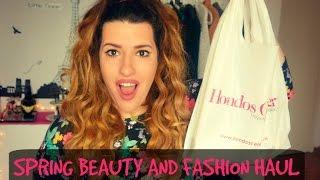 Huge Beauty + Fashion Haul! Hondos Center, Sephora, Zara, Newfrog, Sammydress, Newdress!