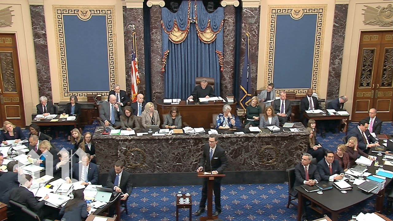 Live Stream: Trump Impeachment Trial Updates