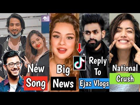 Faisu 07, Jannat Zubair & Carryminati New Song, Avneet Kaur & TikTok News, Aamir Siddiqui, Rashmika