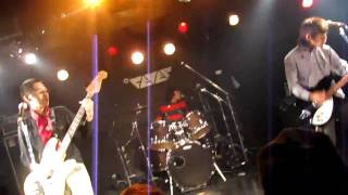 The Sensitive Lips - Any Danger Love (Starjets) (Live @ Shindaita FEVER 2009.10.24)