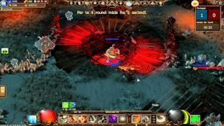 Drakensang Online ~ Lordodemons vs Best Heredur Mage