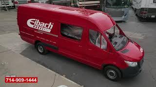 Sprinter Van Body Damage Repair