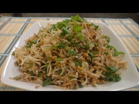 Vegetable fried rice youtube forumfinder Choice Image