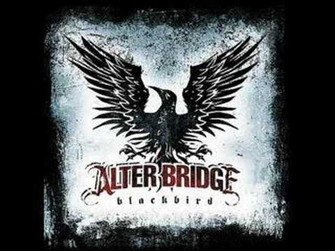 Клип Alter Bridge - Blackbird