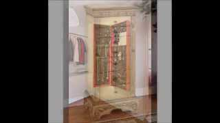 Powell Jewelry Armoire   Powell Woodland Oak Jewelry Armoire