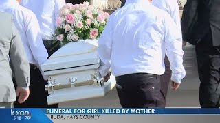 5-year-old killed in Kyle laid to rest, mother in custody