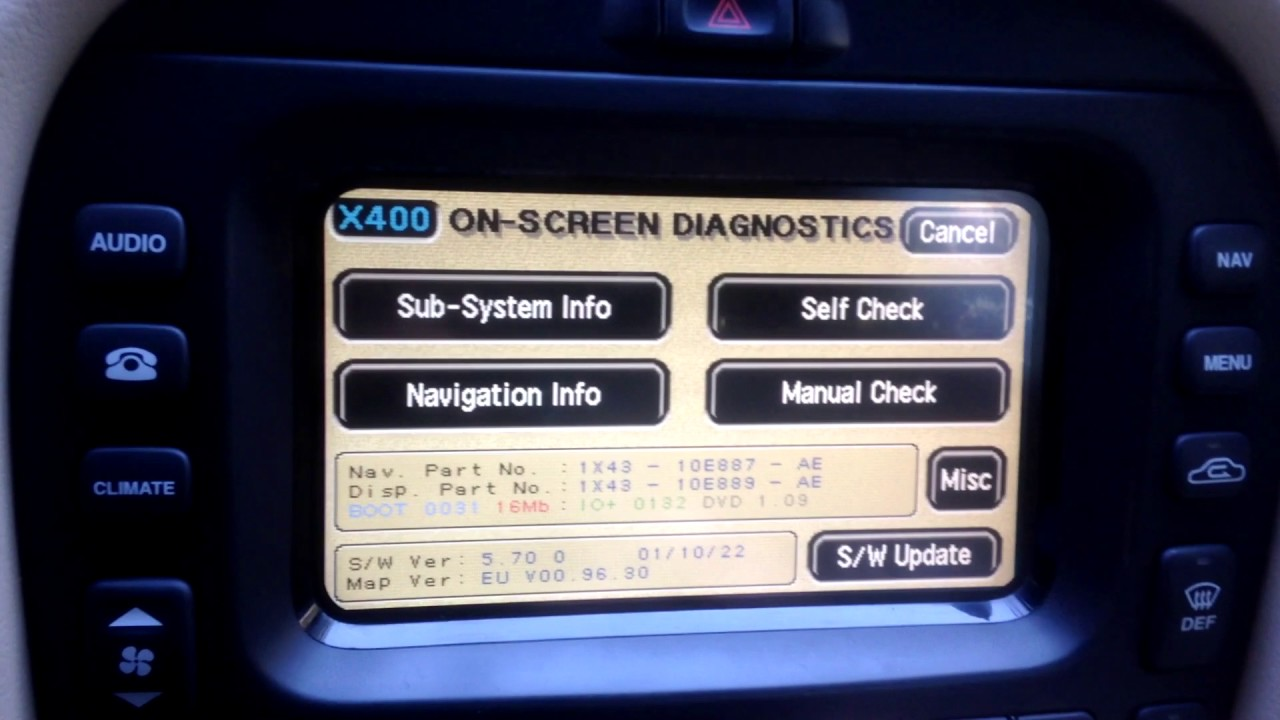 jaguar x type navigation dvd download environeon. Black Bedroom Furniture Sets. Home Design Ideas