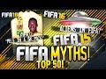 TOP 50 FIFA MYTHS!