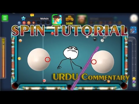 how to play 8 ball pool in hindi