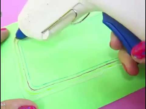 how to make a mobile phone cover at home easy way youtube