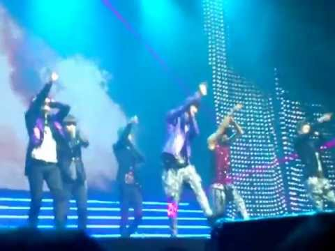 FANCAM MBC London Concert 2012 - EXO-K Angel