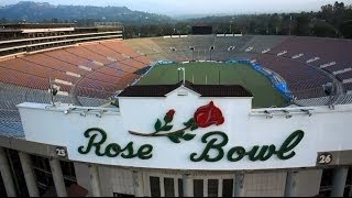 The Rose Bowl Stadium Renovation - Preserving Pasadena